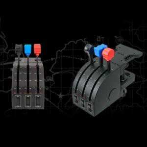 Pro Flight Throttle Quadrant